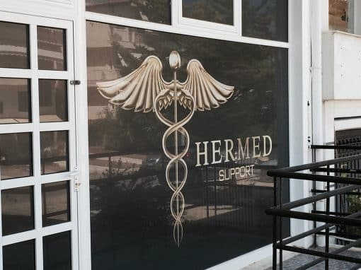 Hermedd