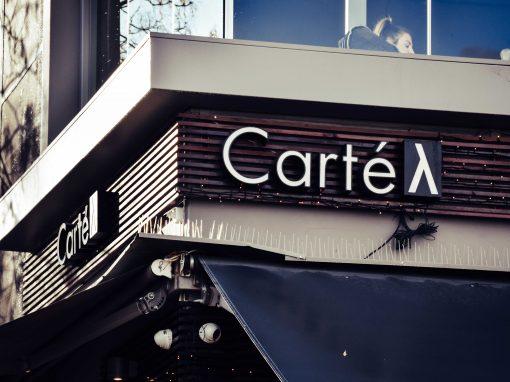 CARTEλ